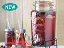 KILNER BARREL DISPENSER 8L