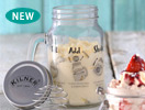 KILNER SHAKE & MAKE WHIPPED CREAM 0.54L